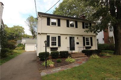 Hamden Single Family Home For Sale: 298 Thornton Street