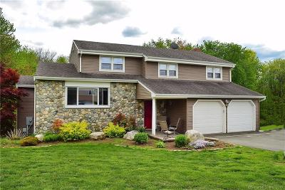 Rocky Hill Single Family Home For Sale: 110 Silo Drive