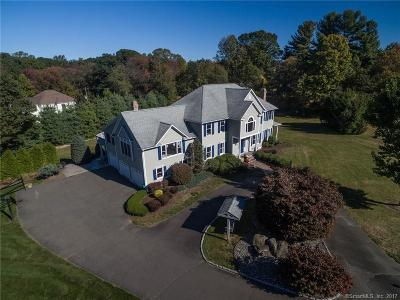 Trumbull Single Family Home For Sale: 35 Roseview Court