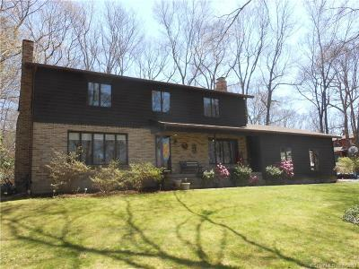 Ledyard Single Family Home For Sale: 1 Nottingham Court