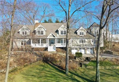 Norwalk CT Single Family Home For Sale: $2,275,000
