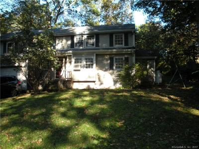 New Fairfield Single Family Home For Sale: 17 Candle Hill Road