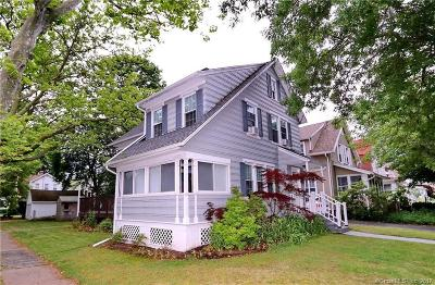 New Haven Single Family Home For Sale: 55 Parker Place
