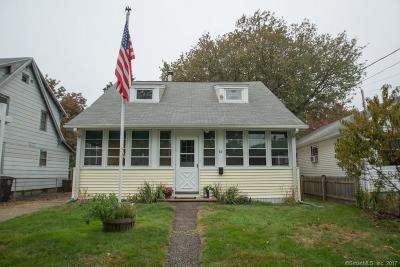 Milford CT Single Family Home For Sale: $219,900