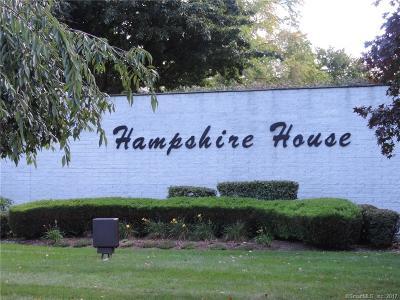West Hartford Condo/Townhouse For Sale: 887 Farmington Avenue #2D