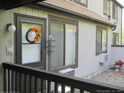 Branford Condo/Townhouse For Sale: 11d Pineview Drive #D