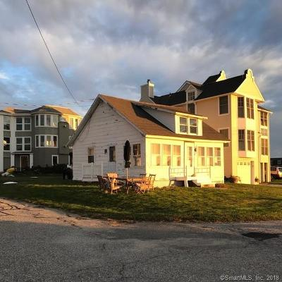 Groton Single Family Home For Sale: 17 Island Circle South