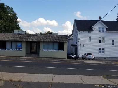 New Britain Multi Family Home For Sale: 175 Burritt Street