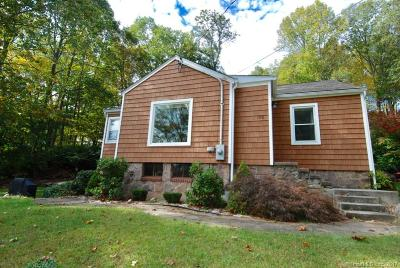 Cheshire Single Family Home For Sale: 196 Harrison Road