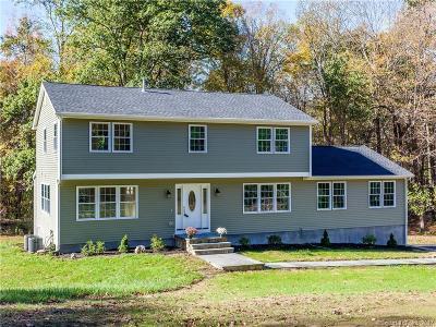 Easton Single Family Home For Sale: 1091 Black Rock Turnpike