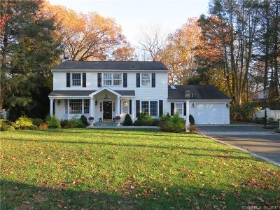 Stamford Single Family Home For Sale: 141 Idlewood Drive