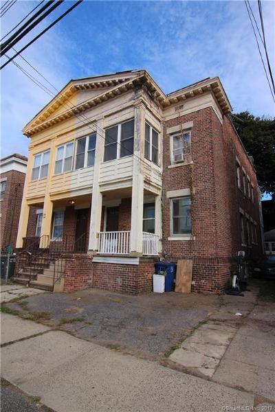 Bridgeport Multi Family Home For Sale: 286-288 Bond Street