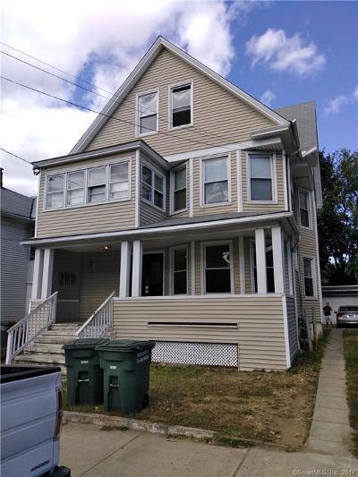 Bridgeport Multi Family Home For Sale: 29 Roosevelt Street