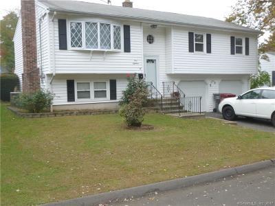 Naugatuck Single Family Home For Sale: 118 Fern Street