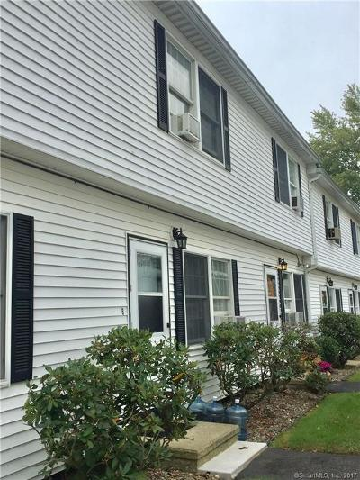 Milford Condo/Townhouse For Sale: 498 Naugatuck Avenue #B