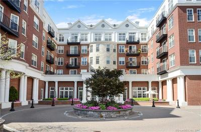 West Hartford Condo/Townhouse For Sale: 85 Memorial Road #313