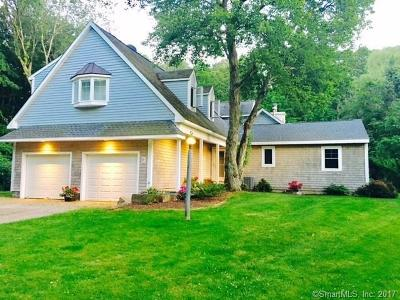 Branford Single Family Home For Sale: 37 Pleasant Point Road