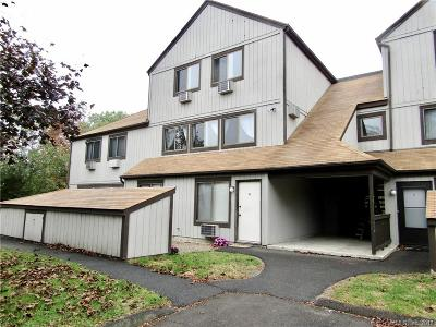 Branford Condo/Townhouse For Sale: 11 Pineview Drive #B