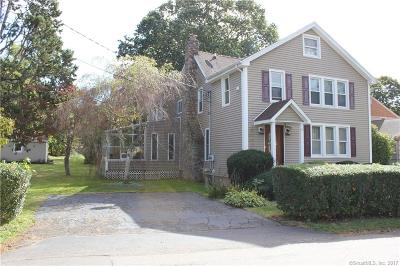 Branford Single Family Home For Sale: 37 Grove Street