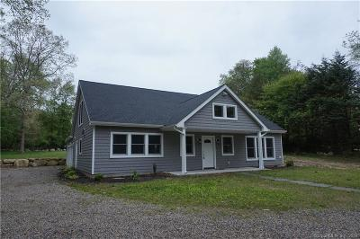Stonington Single Family Home For Sale: 478 Greenhaven Road