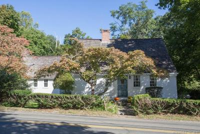 Old Lyme Single Family Home For Sale: 254 Mile Creek Road