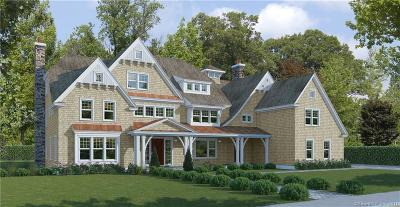 New Canaan Single Family Home For Sale: 729 Smith Ridge Road