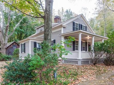 Single Family Home For Sale: 1409 Country Club Road
