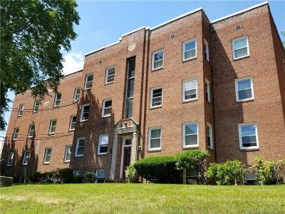 West Hartford Condo/Townhouse For Sale: 894 Farmington Avenue #A