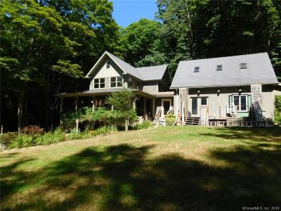 Lyme Single Family Home For Sale: 417 Hamburg Road