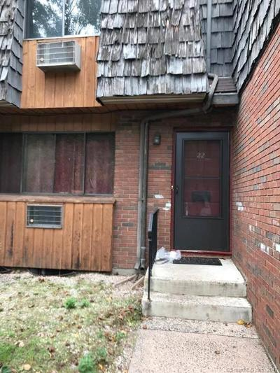 Windsor CT Condo/Townhouse For Sale: $109,999