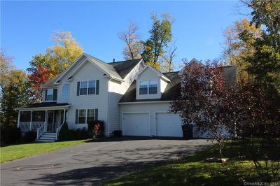 Torrington Single Family Home For Sale: 263 White Pine Road