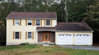 Ledyard Single Family Home For Sale: 35 Barton Lane