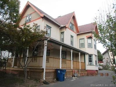 New Haven Multi Family Home For Sale: 35 Houston Street