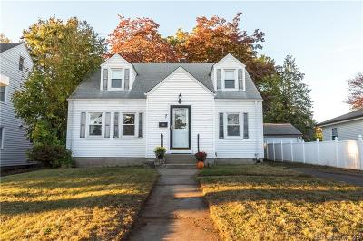 West Hartford Single Family Home For Sale: 30 Jackson Avenue