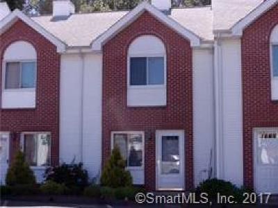 Waterbury Condo/Townhouse For Sale: 585 Park Road #5-8