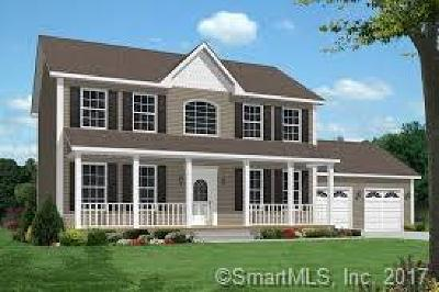 Single Family Home For Sale: Lot 2 Corey