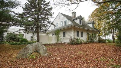 Oxford Single Family Home For Sale: 251 Quaker Farms Road