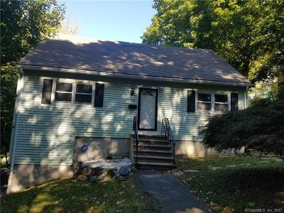 Waterbury Single Family Home For Sale: 53 Citizens Avenue