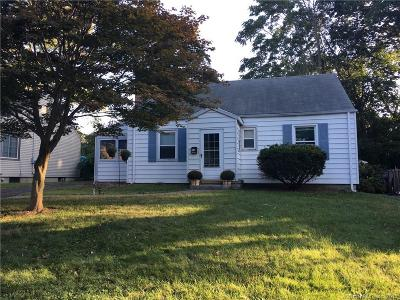 Milford CT Single Family Home For Sale: $245,900