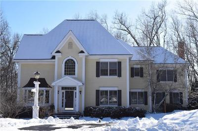 Avon, Farmington, Simsbury Single Family Home For Sale: 123 Bridgewater Drive