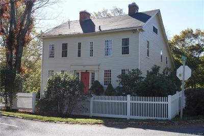 Woodbury Single Family Home For Sale: 329 Weekeepeemee Road