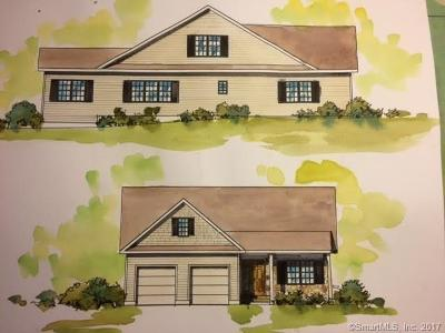Hebron Single Family Home For Sale: 87 Birch Hill Road, Lot 16