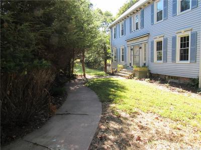 Waterbury Single Family Home For Sale: 541 Willow Street