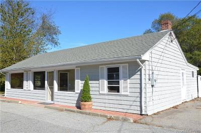 Ledyard Single Family Home For Sale: 346 Colonel Ledyard Highway
