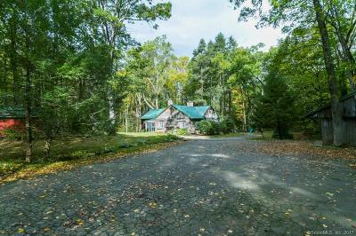 Hamden Single Family Home For Sale: 243 West Woods Road