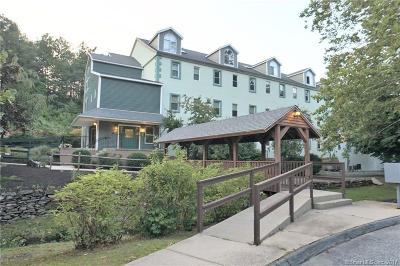 Tolland County, Windham County Condo/Townhouse For Sale: 304 Whetstone Mills #304