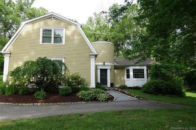 Southbury Single Family Home For Sale: 270 Jacob Road