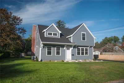 Milford Single Family Home For Sale: 76 Dalton Road