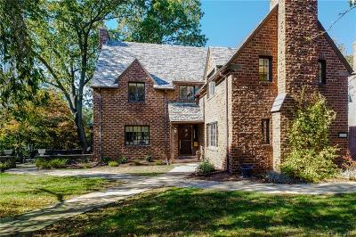 Wallingford Single Family Home For Sale: 524 North Main Street