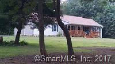 Coventry Single Family Home For Sale: 650 Dunn Road